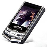 Efitty 16GB Slim MP4 Music Player With 1.8