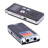 8GB Digital Audio Pocket digital vocalise functionary Dictaphone usb MP3 Player