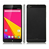 New Trend! 6inch Unlocked Quad Core Android 4.4 Smartphone IPS GSM GPS 3G Cell Phone AT With GPS (Black)