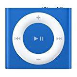 Apple iPod Shuffle 2GB Blue (4th Generation, 2015 Model) MKME2LL/A (Certified Refurbished)