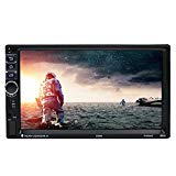 7inch 1080P Car GPS Navigator with Bluetooth 2 Din Quad-core Android MP5 Player
