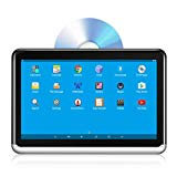 Android Headrest DVD Player with Bluetooth, 10.1