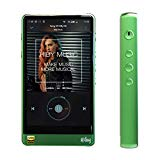 HiBy R6 Portable High Resolution Audio Player Hi-Res Music Player Bluetooth MP3 Player HiFi Music Player (Green)