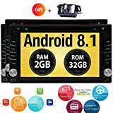 Android 8.1 Oreo Touch Screen Car Stereo - 6.2