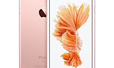 Apple iPhone 6S, 16GB, Rose Gold - Fully Unlocked...