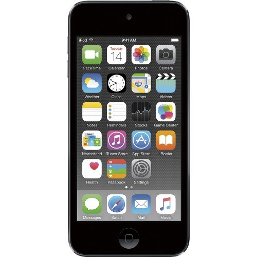 Apple iPod Touch 32GB Space Gray MKJ02LL/A (6th...
