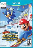 Mario & Sonic at the Sochi 2014 athletics Winter Games - Nintendo Wii U