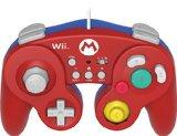 HORI Battle Pad for Wii U (Mario Version) with Turbo - Nintendo Wii U