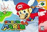 CGC Huge Poster - Super Mario 64 - Nintendo 64 N64 - N64045 (16