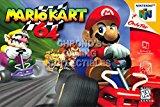 CGC Huge Poster - Mario Kart - Nintendo 64 N64 - N64027 (16