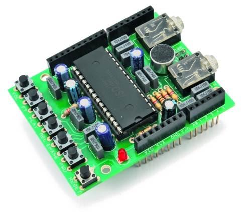 arduino digital audio recorder mk ii it news today