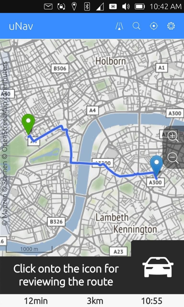 GPS Map Viewer download free - Mandy Miller