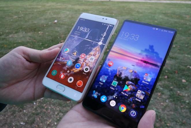 Elephone S8 Hands-On: 6 inch QHD Monster Display, Bezel-l… | IT News