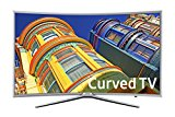 Samsung UN55K6250 Curved 55-Inch 1080p Smart LED TV (2016 Model)