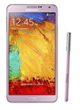 Samsung Galaxy Note 3 III N900 32gb Pink Factory Unlocked Android Cell Phone