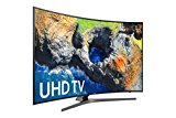 Samsung Electronics UN65MU7500 Curved 65-Inch 4K Ultra HD Smart LED TV (2017 Model)