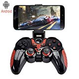 C-Zone 7 in 1 Android Wireless Game Controller, Wireless Phone Controller For Android Phone Samsung Huawei, Google Meizu oppo vivo series of Android devices/ Tablet / TV Box